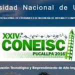 Coneisc 2016 Universidad de Ucayali – Pucallpa
