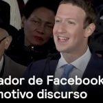 Discurso en Harvard de Mark Zuckerberg a los Graduados