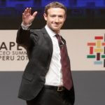 Mark Zuckerberg en la APEC LIMA PERU 2016