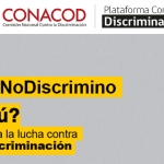 Yo no discrimino!