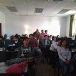 Charla Tecnológica en la Universidad Nacional de Cañete