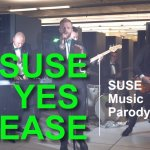 Yes Please | Suse Linux | Maroon 5