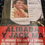 Libro Alibaba y Jack Ma | Emprendedor Digital