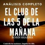 Libro el club de las 5 de la mañana   Robin Sharma